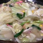 九州 熱中屋 - 皿うどん