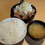 67168316 - 塩コマトン定食(700円)