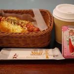 ドンク - 料理写真:ドックセット~☆
