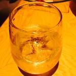 串焼処 佐五右衛門 - 泰明 特蒸 麦(600円)