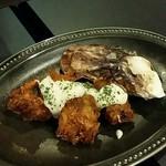 牡蠣&海老バル EAST BLUE - 牡蠣フライ