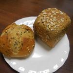 翠玉堂 - ざっこく、ライ麦食パン
