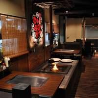 かみなり家 - 落ち着いた雰囲気の店内☆和モダン空間で楽しめます♪