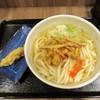 丼拓 - 料理写真:海老天・ごぼう天・柔らか饂飩