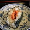 おにぎりの桃太郎 - 料理写真:紅サケ