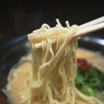 67172780 - 博多豚骨 屋台味、バリカタ麺!