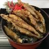 丹沢湖レストハウス - 料理写真:わかさぎ丼 850円