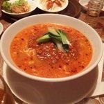 中国料理 華龍 - 坦々麺