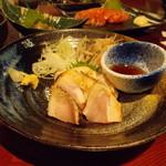 67176214 - 宮崎県名物地鶏たたき
