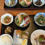 季節料理 大路 - おまかせ定食  夜