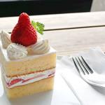 玉屋 - ショートケーキ