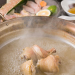 博多美味 斎藤屋 - 【九州若鶏】伝統 水炊き