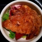 和カフェ yusoshi chano-ma - デリランチ 小鉢③/豚の生姜焼き