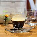 Piccolo ristorante CIBO SANO - コーヒー