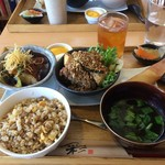 ゆるり 中華食堂 癒食同源 - Cコース(1,500円)
