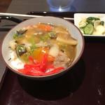 仁助 - ミニ中華丼