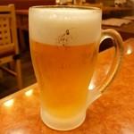 ばんや - エビス生ビール