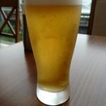 102Cafe - 生ビール