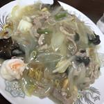 香来軒 - 炒麺