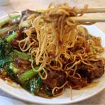 中国料理 Kirin - パリカタ麺♪