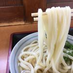 香川屋 - もっちり系で弾力もある 小麦の香りもカナリする