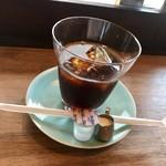 市川屋珈琲 - 市川屋のアイスコーヒー