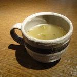 M's house - スープ