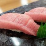 若草寿司 - 中とろも最高!