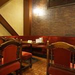 珈琲 タイムス - [内観] 店内 テーブル席