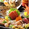 shuboukugurinshai - 料理写真:造り8種盛り