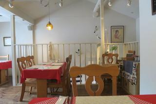 Cafe BIGOUDENE - 2階席