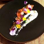 67194207 - 前菜1 富士サーモンのカルパッチョ