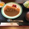 かざま - 料理写真:カツカレー定食