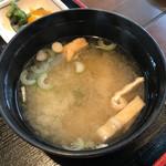 かざま - 味噌汁