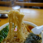 茶釜 - 手打ち麺