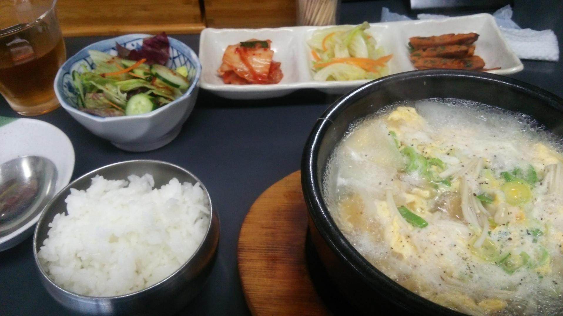 韓国家庭料理・創作料理 いちばん