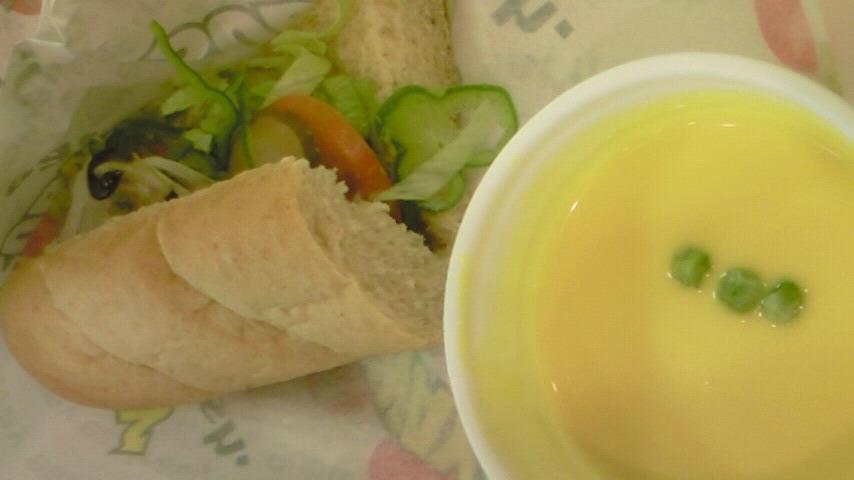サブウェイ 野菜カフェ OBPツイン21店