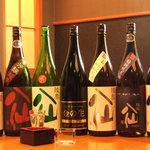 とら吉 - 青森、地酒『陸奥八仙』多数あります!9代目蔵主も何回も来て頂いております!!!