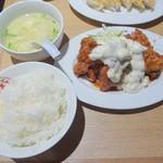 67201523 - チキン南蛮定食