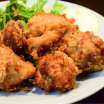 とりしょう - 若鶏の唐揚げ定食@税込850円