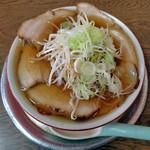 正竜亭 - 料理写真:特製ラーメン
