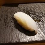 SUSHI TOKYO TEN、 - [料理] アオリ烏賊 握り