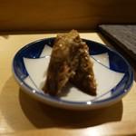 SUSHI TOKYO TEN、 - [料理] 鮪 頬肉 角煮