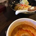 神田町 虎玄 - 坦々つけ麺