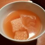 ガリシア - 本日のスープ