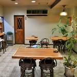 レストラン アーサー - 内観