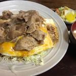 木村家 - 料理写真:トンケイ定食