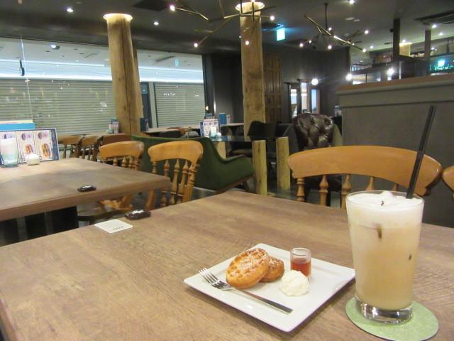 オスロ コーヒー 新宿サブナード店