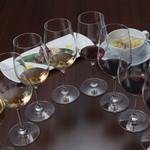 Organic Restaurant Seta - 日本ワインが豊富にあります