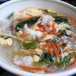 王張 - 料理写真:太平燕